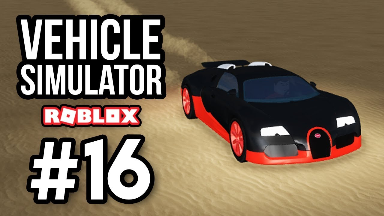 1500000 Bugatti Roblox Vehicle Simulator 16 Youtube
