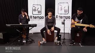 A Tempo Percusión Lessons -  Merengue