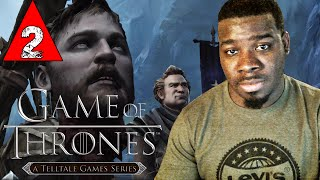 Game of Thrones Episode 6 Gameplay Walkthrough Part 2 - You Have No Honor Lets Play