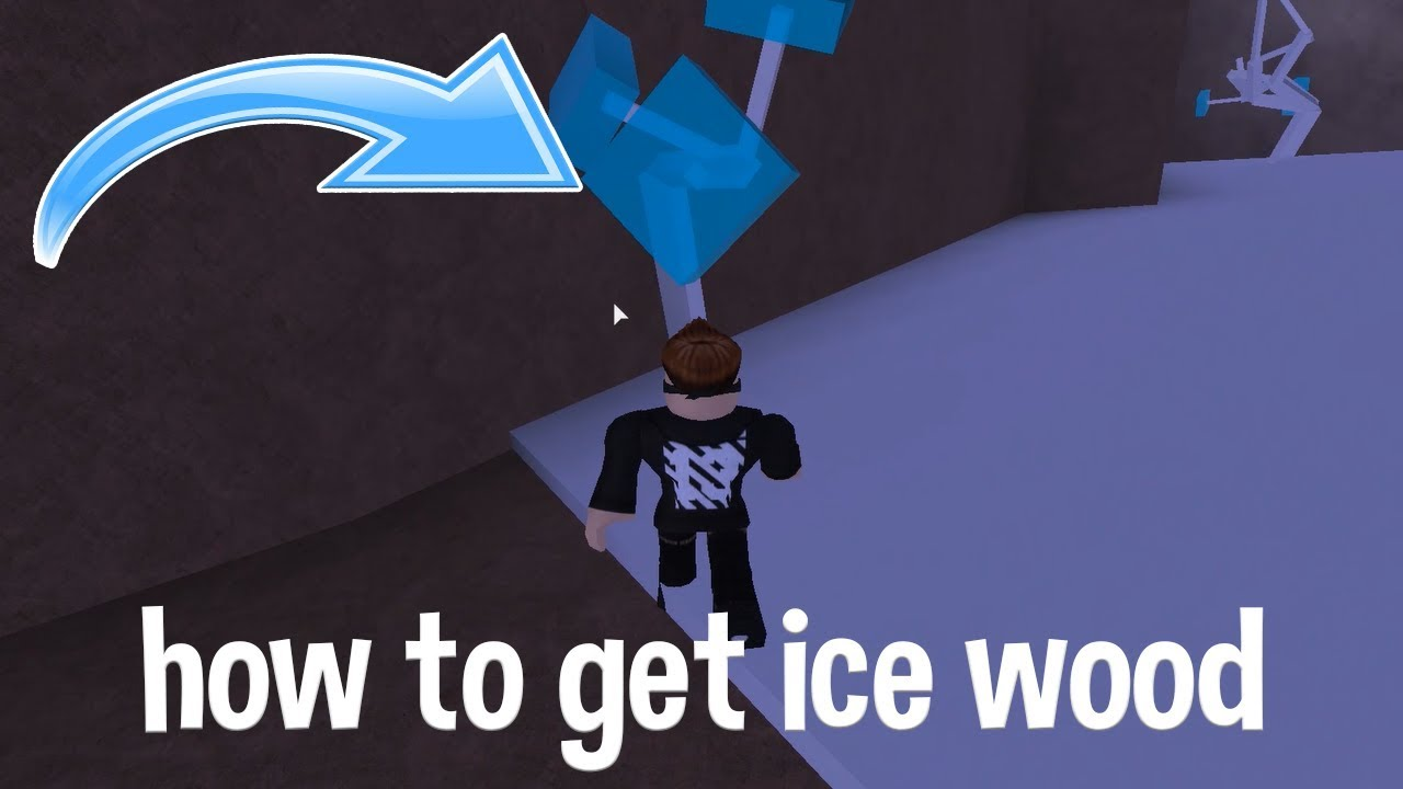How To Get Ice Wood | Lumber Tycoon 2 ROBLOX