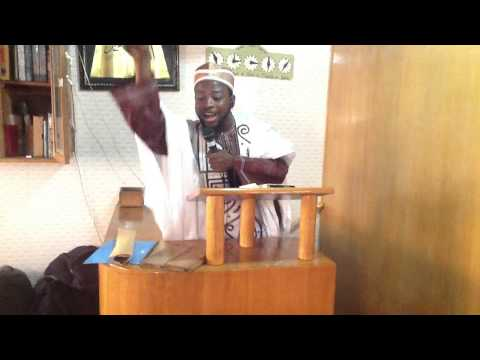 WHY  OUR  DU'A  ARE  NOT  ANSWERED    AT  ACCRA  POLY  CAMPUSE       PART  ONE
