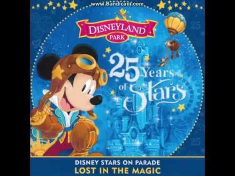 Disney Stars On Parade Peter Pan Soundtrack
