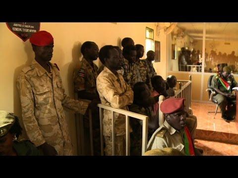 S.Sudan troops tried for rape, murder in Juba compound attack