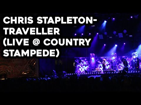 Chris Staplet Traveller  @ Country Stampede