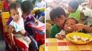 9 летнему мальчику приходится ходить в школу с младшим братом потому что его не с кем оставить