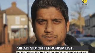 'Jihadi Sid' on terrorism list