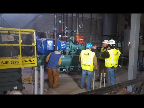 Ammonia Refrigeration Systems