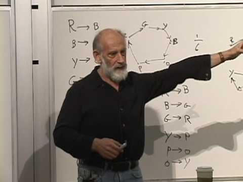 Videos of lecture series in statistical mechanics on YouTube taught by Leonard Susskind.