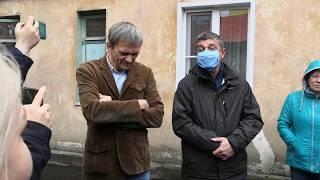 Коммунальные войны в Липецке. Жители против УК, которую предлагают власти.