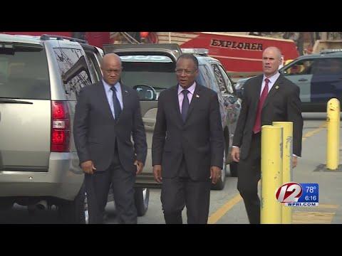 Cape Verde Prime Minister visits New Bedford