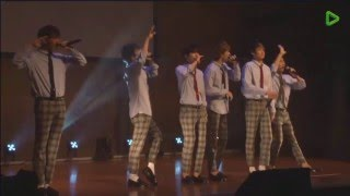 『After School❗️ HALO Club Lesson4』Class_L via LINE LIVE *HIGHLIGHT* --- Opening # Unexpected Good Fortune (뜻밖에 행운이야) # Feel So Good (느낌이 ...