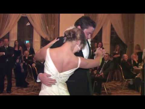 Classy and Stylish First Dance