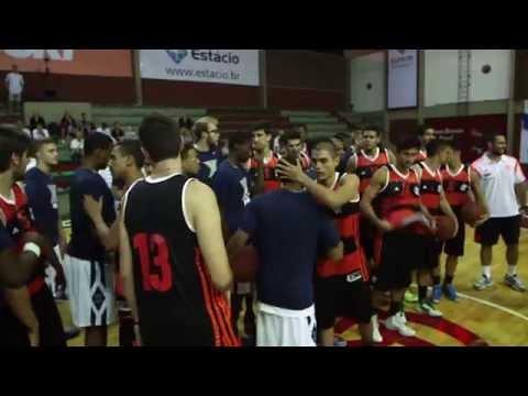 Xavier Men's Basketball in Brazil  Club Flamengo