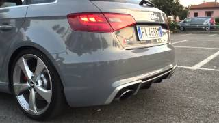 Raduno Audi A1/A3 forum Club Italia Forte dei Marmi 26/09/2015(Test drive Rs3 Forte dei Marmi Concessionaria Brotini S.p.a.., 2015-09-26T23:18:10.000Z)