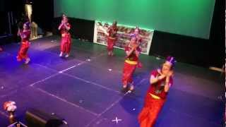 Inter Uni Nepalese Dance Competition, (Brunel University Nepalese Society) BUNS (Miruna Magar)