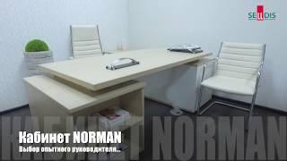 видео Мебель для кабинета руководителя Born в Москве | Купить офисную мебель в интернет-магазине «АЛЬФА-М»