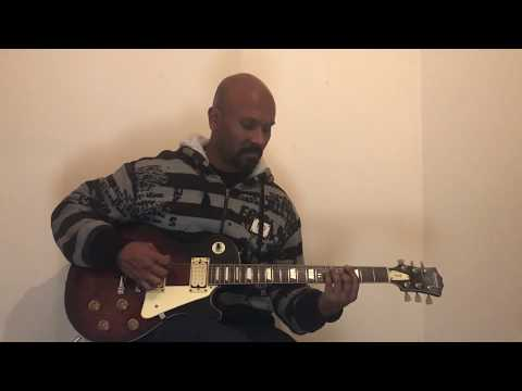 Saanson Ki Jarurat Hai Jaise. #21. Cover by Jacob. Guitar solo.