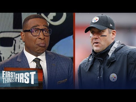 Cris Carter weighs in on Big Ben&39;s apology to Antonio Brown  NFL  FIRST THINGS FIRST