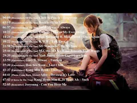 太阳的后裔Original Soundtrack Full OST