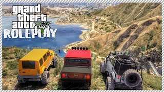 GTA 5 ROLEPLAY - Idiots Go Extreme Off-Roading | Ep. 1 Civ