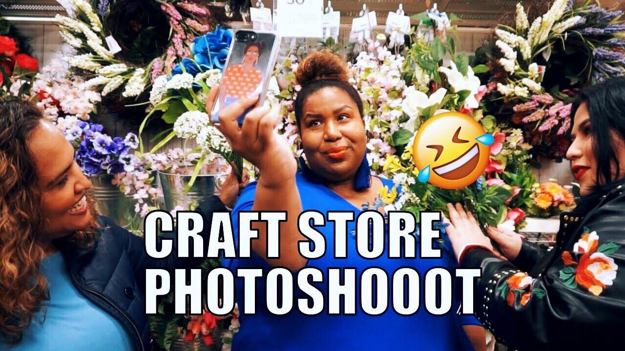 Michael S Craft Store Photo Challenge Youtube