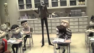 The Art of Frankenweenie Exhibit with Cinema Siren