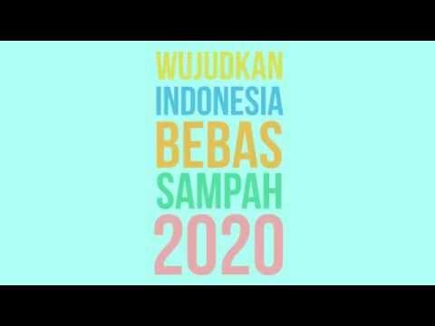 Infografis Sampah Jakarta - Motion Graphic