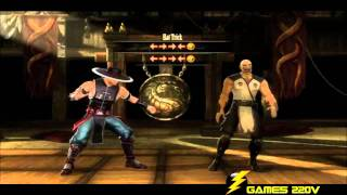 MORTAL KOMBAT : HOW TO Execute a Fatality (PS3/XBOX) HD