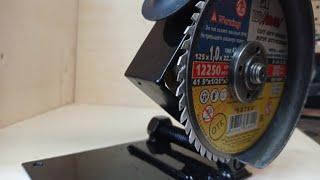 Не трать деньги, сделай сам   Крутой станок из Болгарки 3в1 за 100 рублей   Секрет Болгарки   DIY