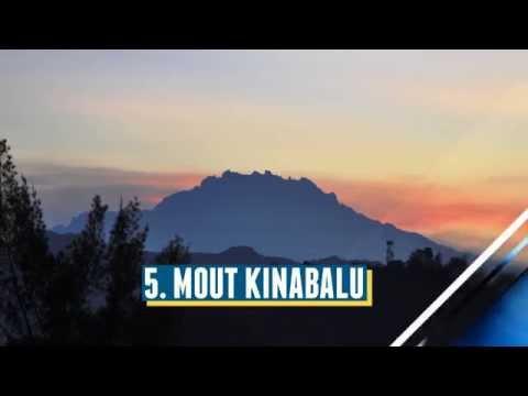 Top 13 Attractions in Borneo