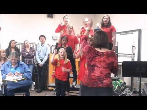 Barranca Mesa Elementary School Choir