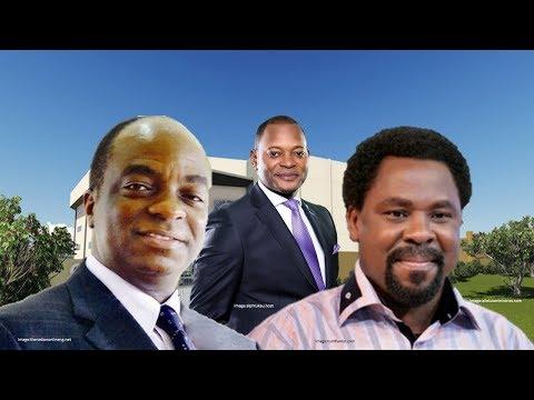 10 Rich Pastors in Africa Net Worth