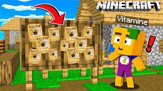 Alle VILLAGER Des DORFES Sind VERSCHWUNDEN In Minecraft! 😱