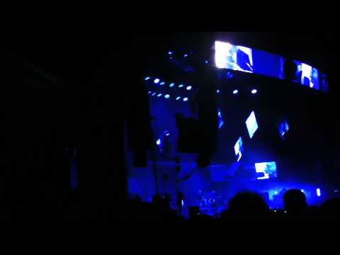 Radiohead at Susquehanna Bank Center, Camden, NJ full show Part 1/2