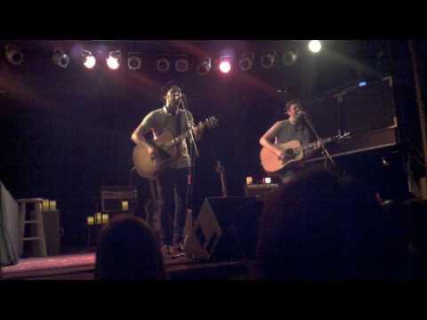 Mat Kearney - Undeniable (acoustic)