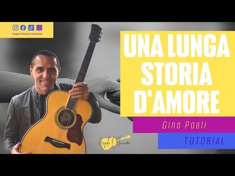 Una Lunga Storia D'Amore - Gino Paoli