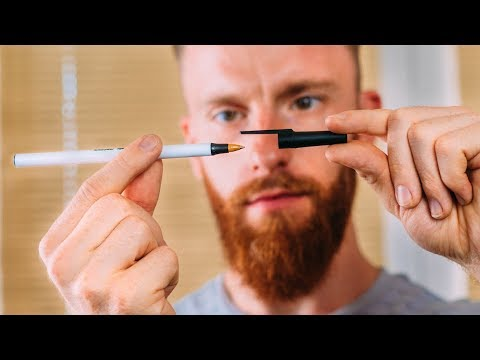 Keep your eyes on the pen... | Steven Bridges