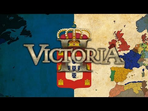 Victoria II - Scramble of Africa - Portugal - Part #5