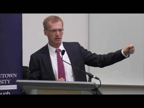 An Economic Summit: Keynote by Howard Shelanski (Digital Infrastructure 2017 and Beyond)