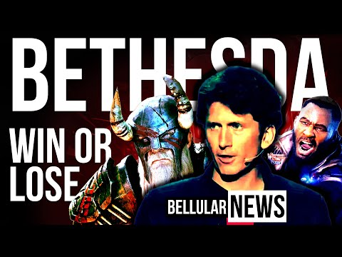 Can Bethesda NOT Fail? TES6, Starfield, ES:O, Deathloop… | The Future of Bethesda