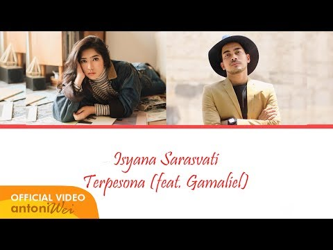 Isyana Sarasvati - Terpesona (feat. Gamaliel) | Indonesia/English Translation Lyrics