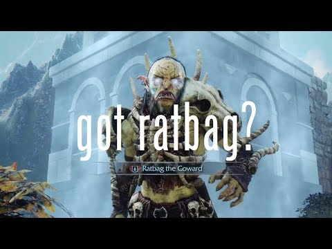 Ratbag the Branded | Middle-earth: Shadow of Mordor