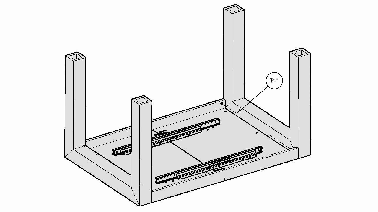 Tavoli Pieghevoli Mondo Convenienza.Istruzioni Montaggio Tavolo Allungabile Jacopo Mobili Fiver