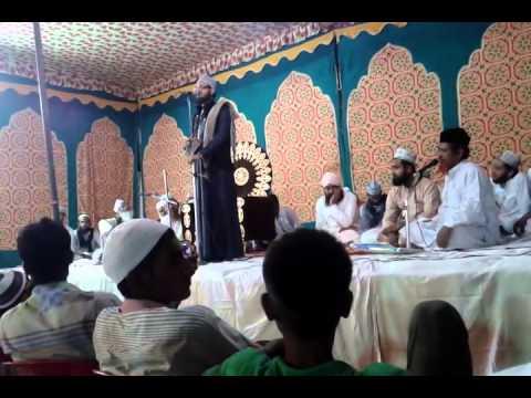 Asad Iqbal-wah Kya Judo Karam Hai Shahe Batha Tera