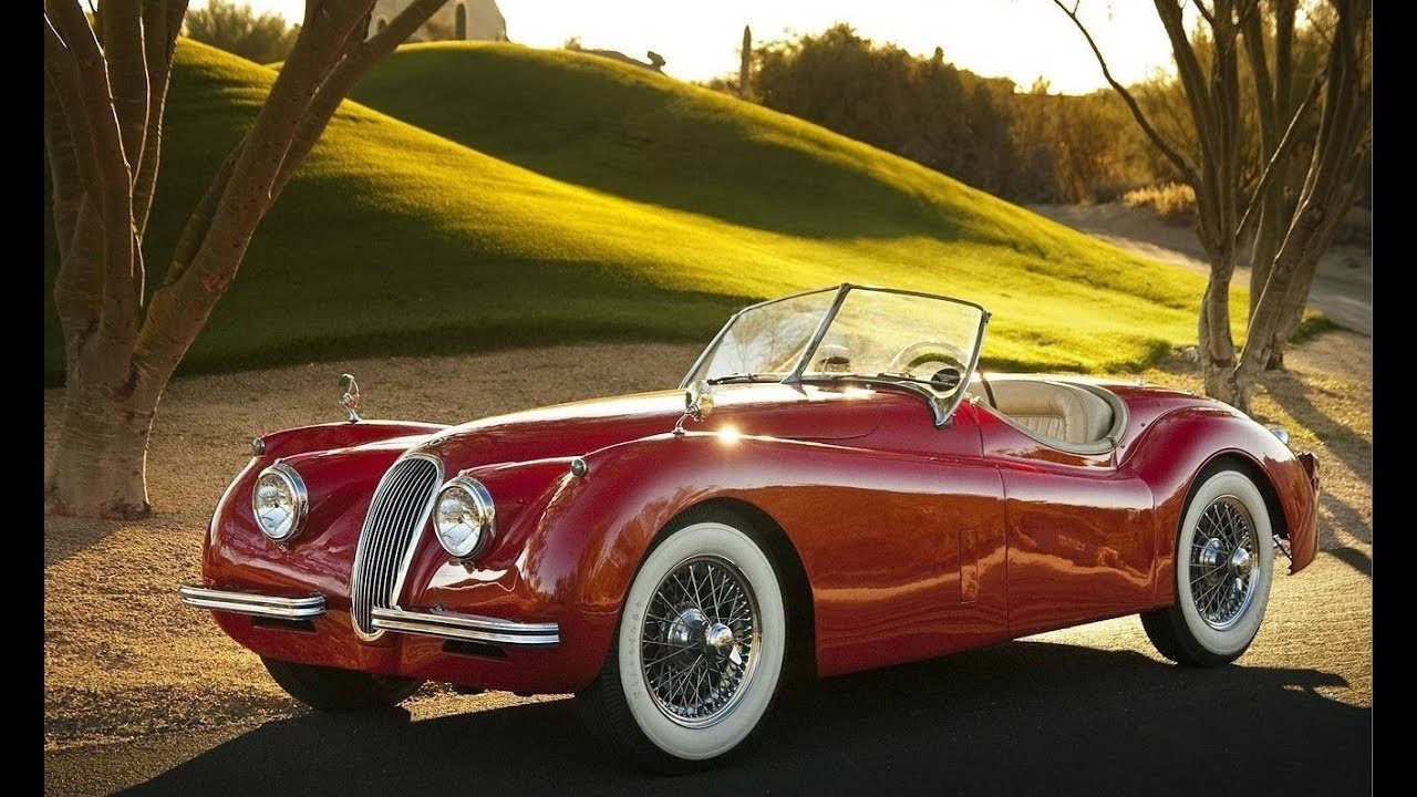 8 Most Luxury Cars Of The 1950s  Youtube