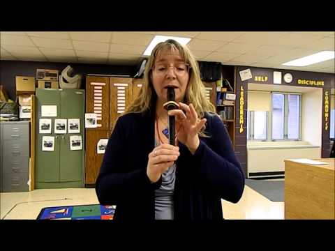 Mary Had a Little Lamb  Recorder Tutorial