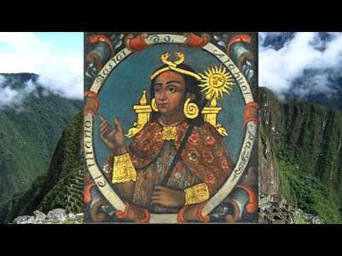 Empire inca , un tableau qui dérange 3 fois trop ; Christ noir et une surprise