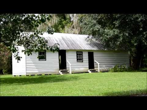 Part 1 of 2- Slavery to Freedom Magnolia Plantation Charleston SC
