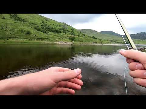 Trout Fishing In The Trossachs