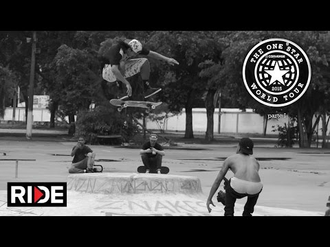 The One Star World Tour: Znakeside Rio de Janeiro with Kenny Anderson